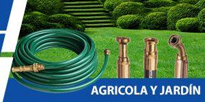 Agricola y Jardín